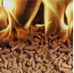 А тепла больше чем от дров.