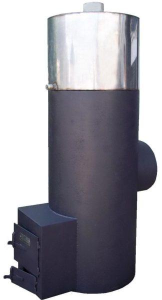 Бак для воды сделанный из нержавеющей стали будет служить гораздо дольше.