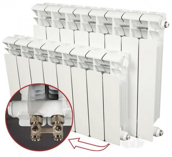 батареи отопления биметаллические рифар монолит