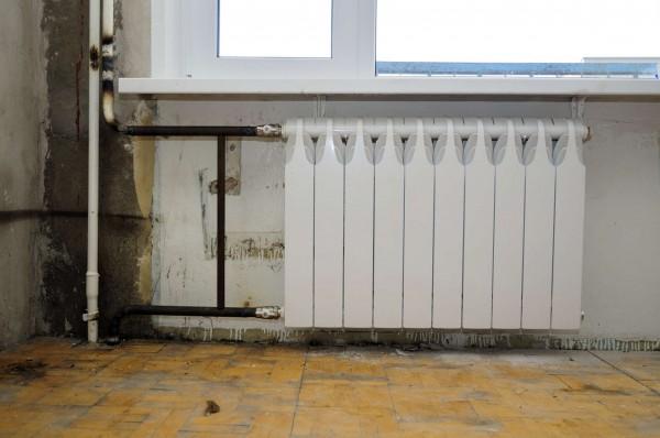 батареи отопления в квартиру