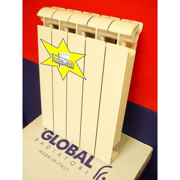 биметаллические радиаторы отопления global style