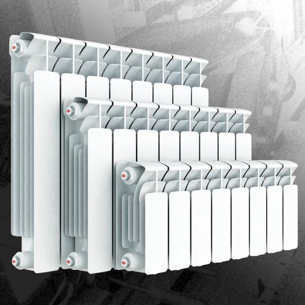 биметаллические радиаторы отопления rifar монолит