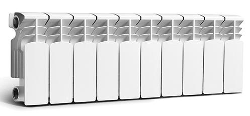 Биметаллический вариант – самый популярный вариант обустройства отопительной системы в многоквартирных домах