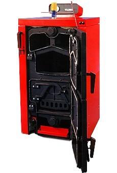 Более совершенные модели оборудованы двумя камерами приёма тепла,системами сигнализации и контроля