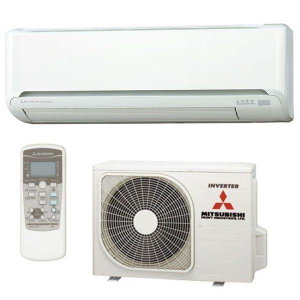 Бытовая сплит-система - частный случай теплового насоса.