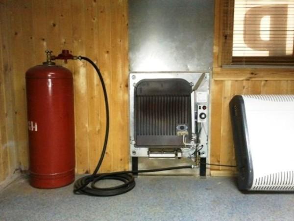 Даже при использовании сжиженного газа газовый конвектор остается выгодным вложением денег.