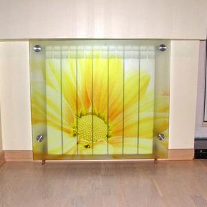 декоративная решетка радиатора отопления