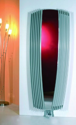 Декоративные радиаторы в интерьере