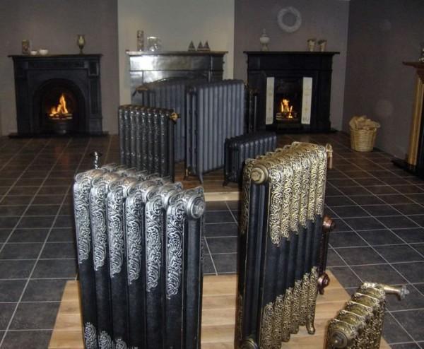 дизайн радиаторов отопления