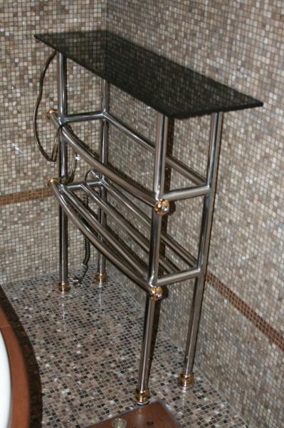 дизайнерские чугунные радиаторы отопления
