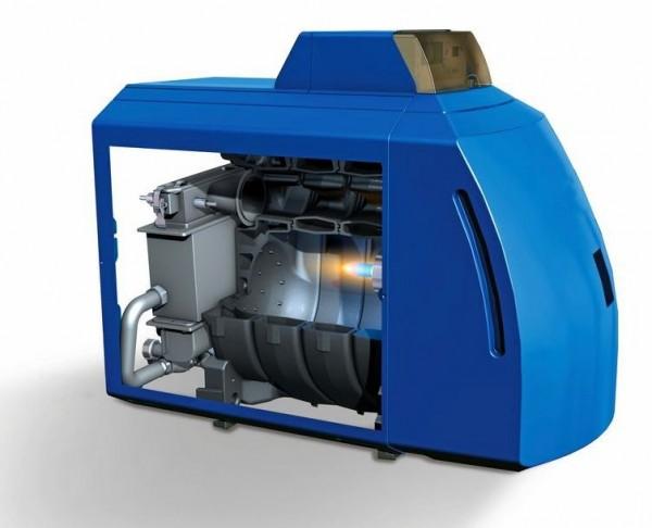 Дизельный агрегат отопления