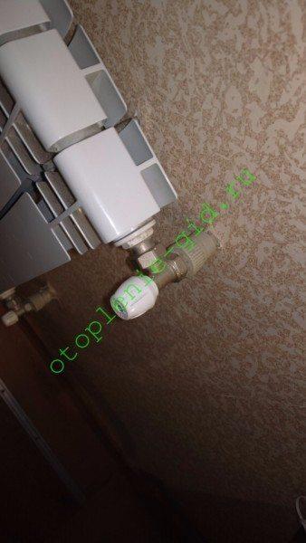 Дроссель уменьшит поток воды через батарею, перенаправив его на другие радиаторы.