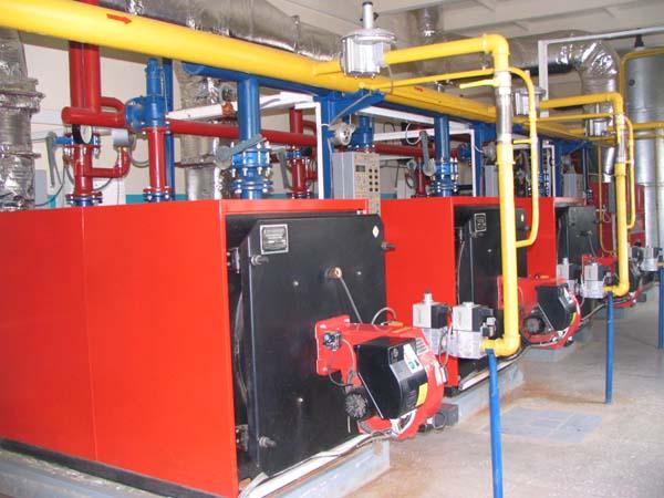 двухконтурные напольные газовые котлы отопления