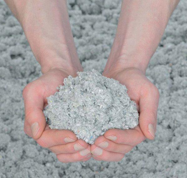 Эковата – это современный экологичный материал
