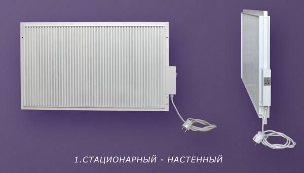 электрические настенные радиаторы отопления