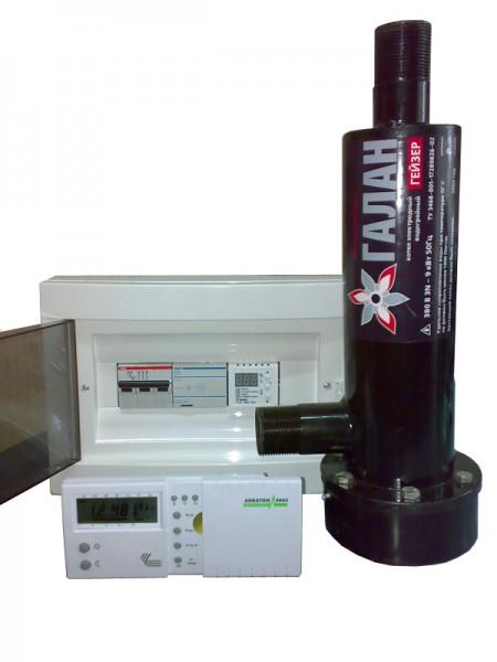 Электродный нагреватель российского производства.