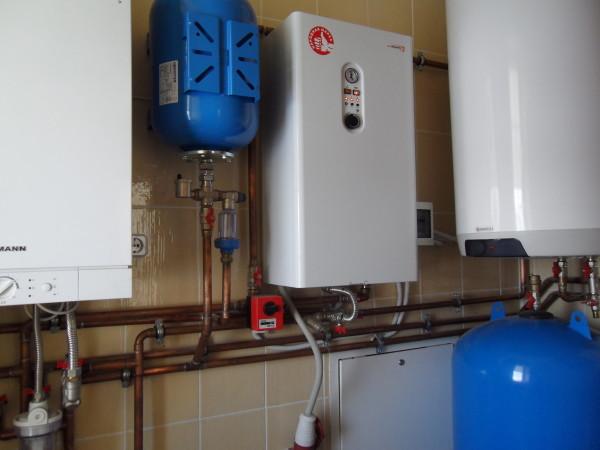 Электрокотел - источник самого дорогого тепла.