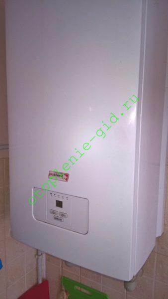 Электрокотел — источник самого дорогого тепла. Киловатт-час обходится более чем в 5 рублей.