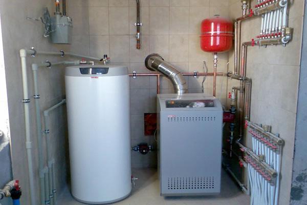Элементы системы отопления во всей красе