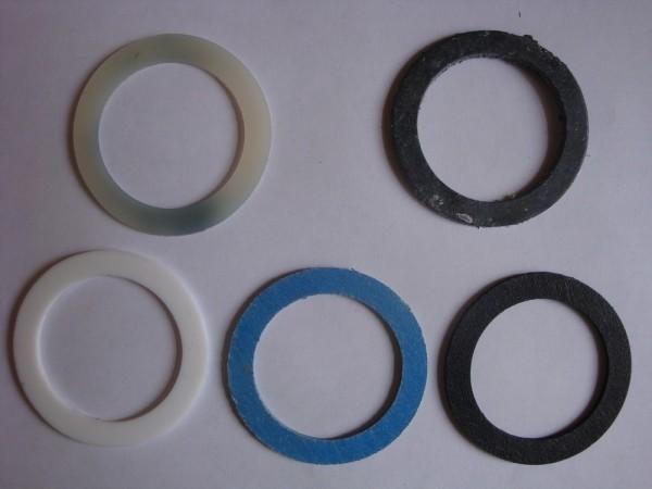 Эти элементы уплотняют сопряжения секций в отопительных батареях.