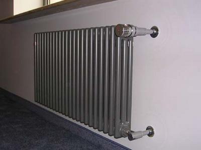 Фото многосекционного радиатора