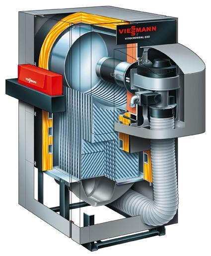 газовое отопление на сжиженном газе