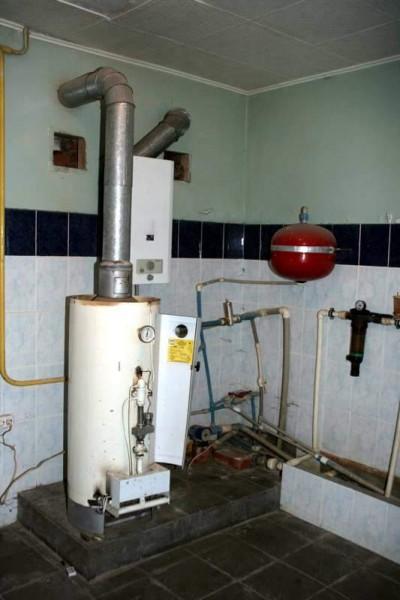газовые котлы агв отопления