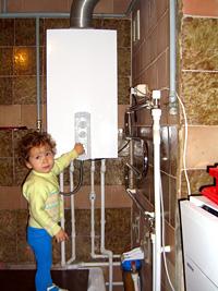 газовые котлы для отопления квартиры
