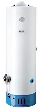 газовый котел отопления бакси