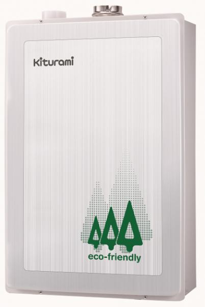 Газовый двухконтурный конденсационный котел KITURAMI ECO CONDENSING 20U 23.3кВт