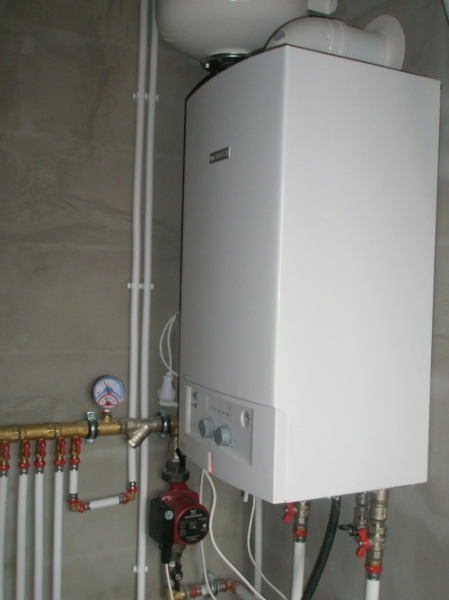 Газовый генератор для автономной системы теплоснабжения