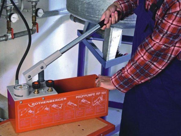 Гидравлические испытания это обязательная процедура для любого трубопровода.