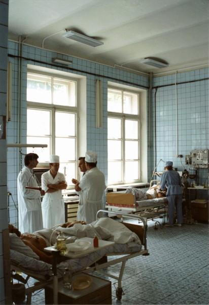 ИК-отопление больницы