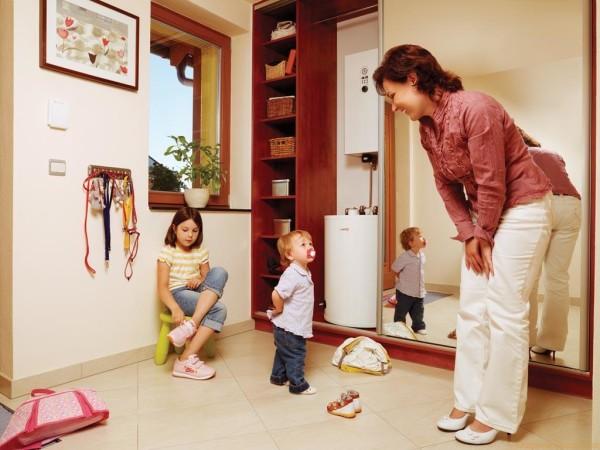 Изделие не мешает нормальной жизни семьи.