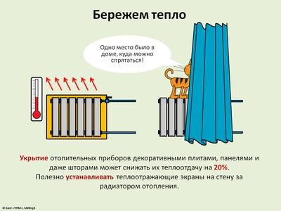 как рассчитать количество батарей отопления