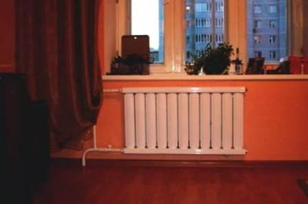 как рассчитать количество секций радиаторов отопления