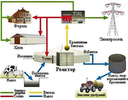 Биогаз своими руками в домашних условиях: чертежи, фото, видео 9
