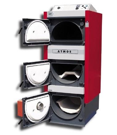 Комбинированный отопительный агрегат