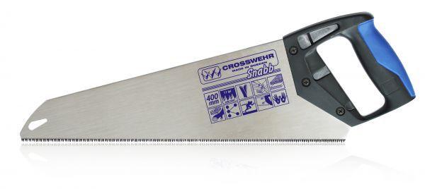 Короткая ножовка по металлу с мелким зубом отлично подходит для резки пенопласта