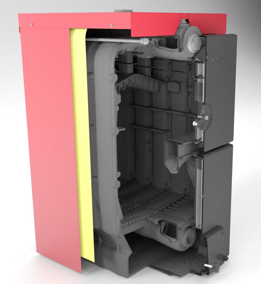 Твердотопливный котел чугунный теплообменник Кожухотрубный конденсатор Alfa Laval CRF162-5-XS 2P Анжеро-Судженск