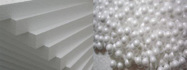 Материал отличается ячеистой структурой.