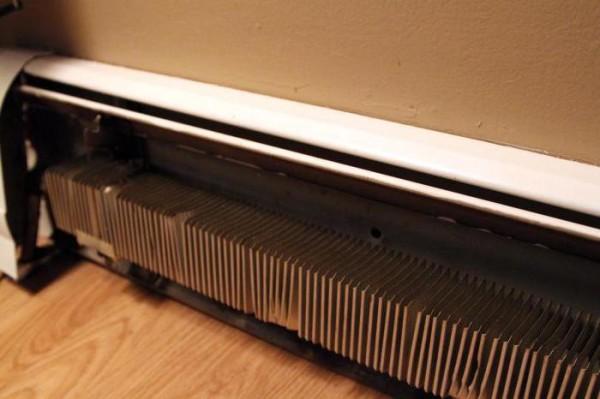 Медное оребрение благодаря высокой теплопроводности обеспечивает максимальную теплоотдачу.