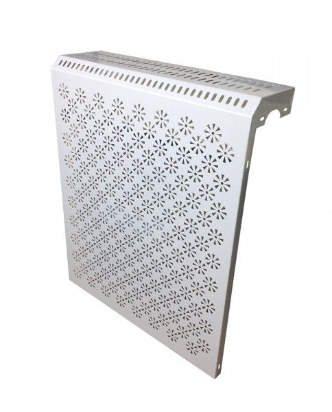 металлические экраны на батареи отопления