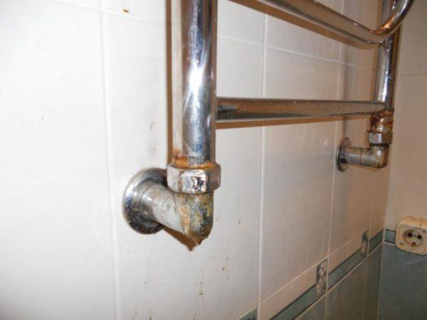 Минус водяных устройств — возможные протечки в месте подключения