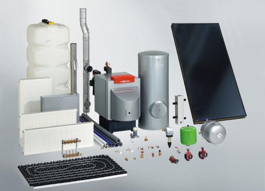Многообразие отопительных приборов