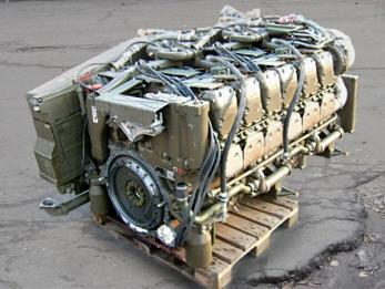 Многотопливный двигатель КА-501