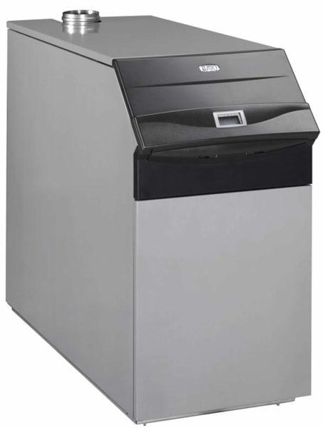 Модель «Baxi POWER HT 1.1000» легко справится с процессом отопления для дома площадью в 1000 квадратных метров