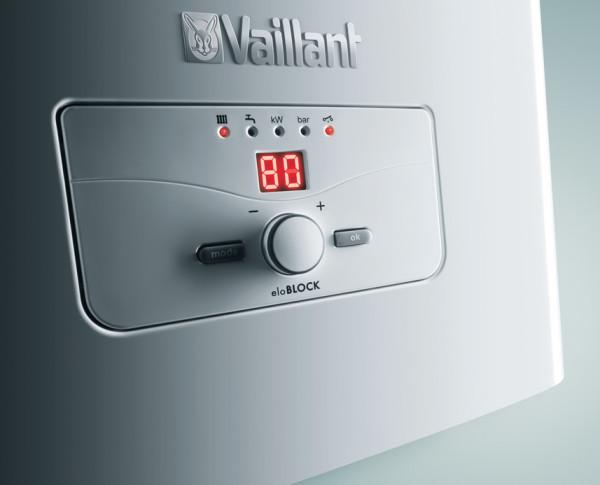 Модель электрического котла Vaillant eloBLOCK VE 12
