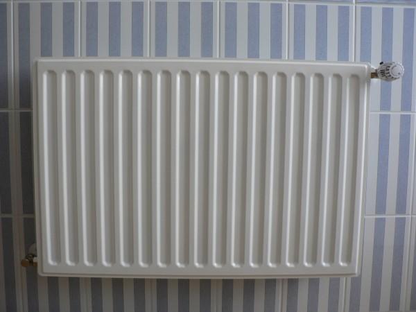 мощность стальных радиаторов отопления