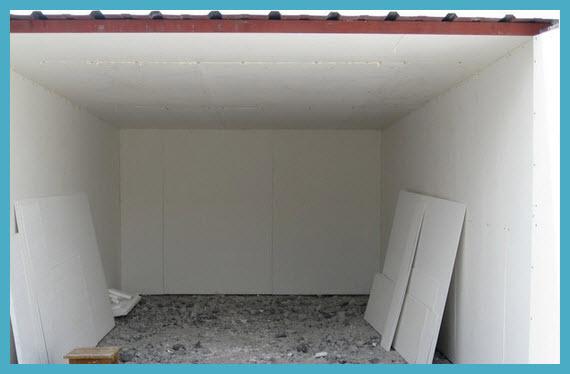 Как утеплить гараж деревянно металлический напольное покрытие для гаража купить волгоград